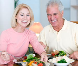 Eating Food With Dental Implants Grand Rapids Dentist